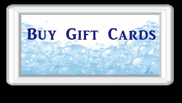 Kaysville Car wash gift card