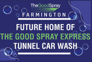 Farmington Tunnel car wash