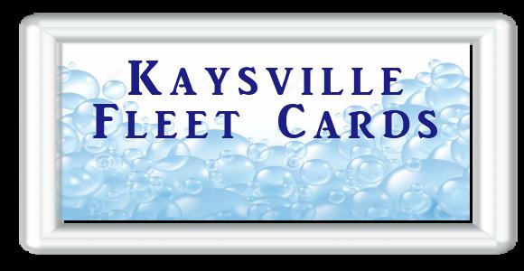Kaysville Car Wash Fleet Card Purchase Button