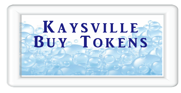 Kaysville Care Wash Tokens